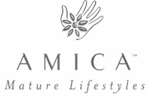 Amica Mature Lifestyles logo revised GREY